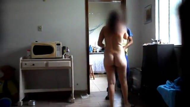 sexe avec un employé du câble